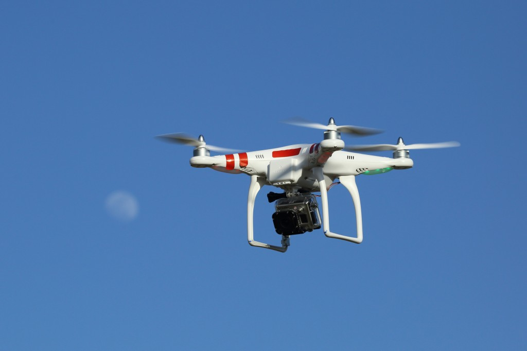 Faa Allows Movie Making Drones