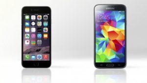 Rudtek Iphone 5 Vs Samsung S5