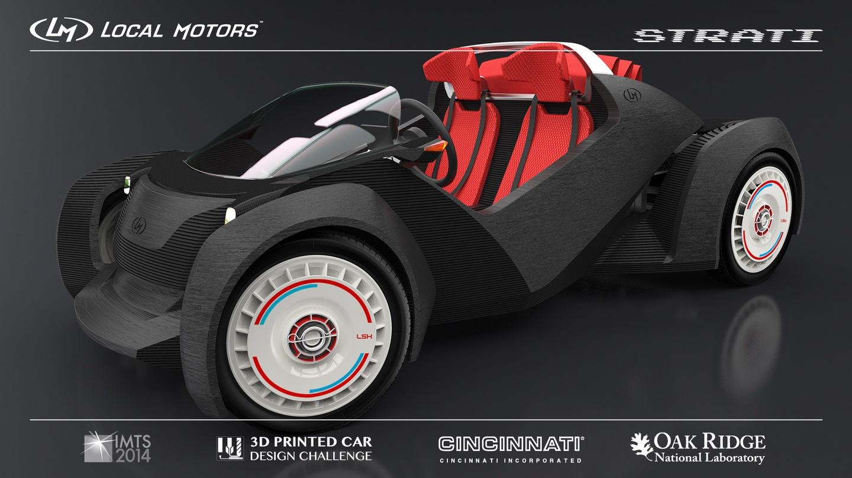 Rudtek Strati Car 01