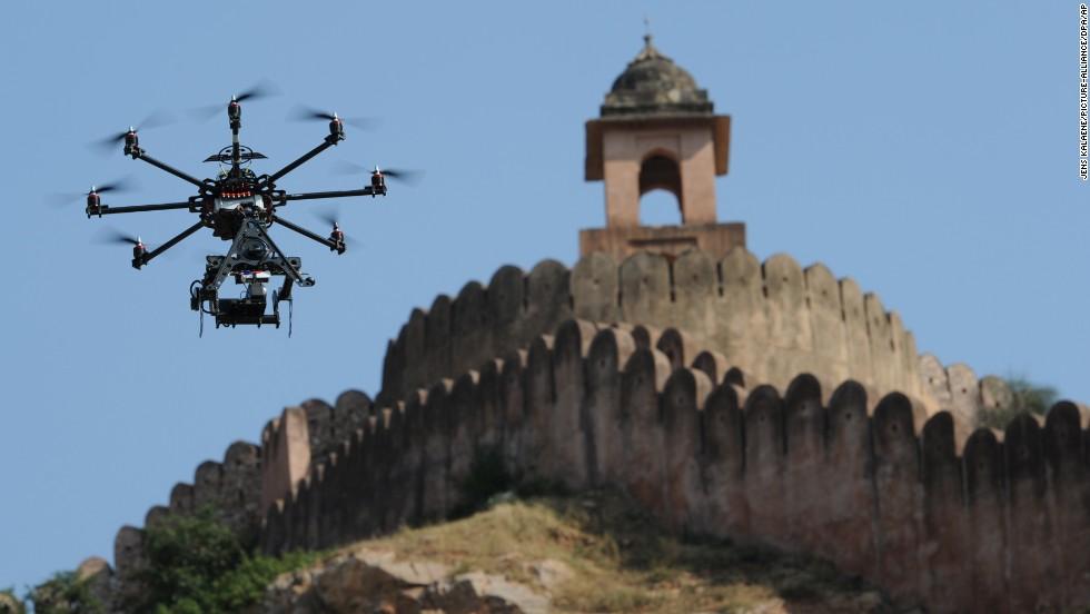 Rudtek Drones Restricted Horizontal Large Gallery