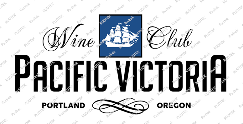 Rudtek Pacific Victoria Logo