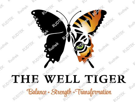 Rudtek Well Oiled Tiger Logo