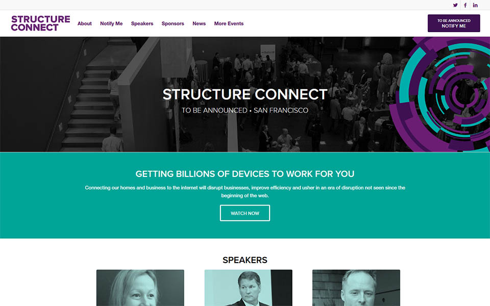 Rudtek Structure Connect Website Image