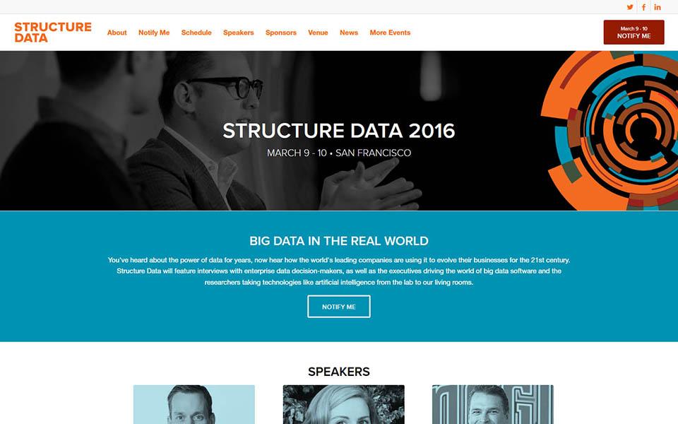 Rudtek Structure Data Website Image