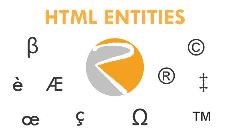 Rudtek Html Entities Complete List
