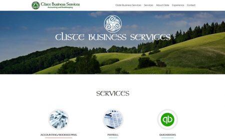 Rudtek Branding Web Logo Cliste Business Services