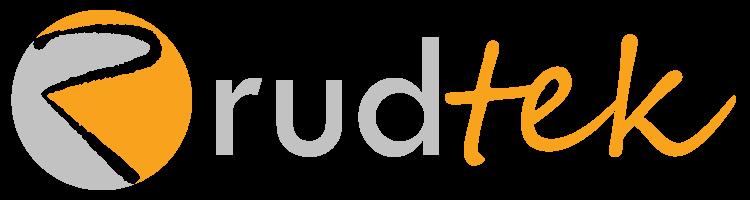 Rudtek Logo Retina