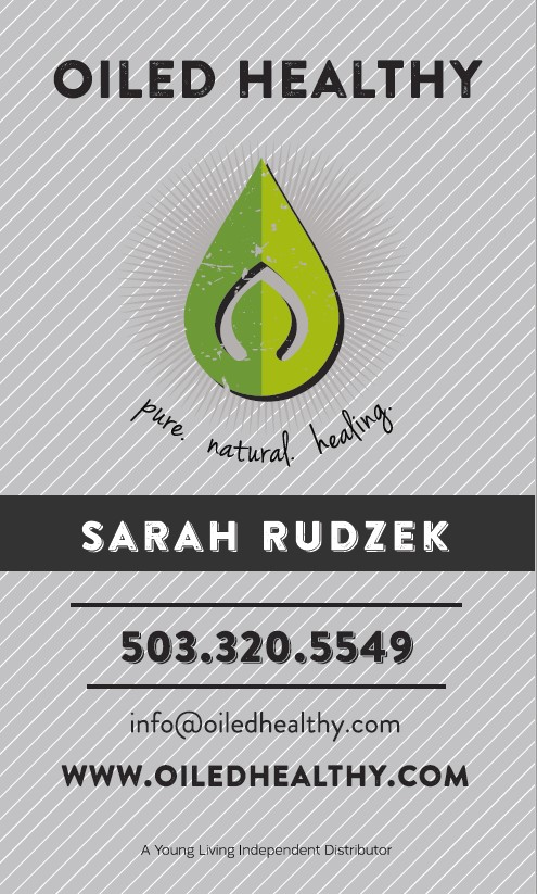 Rudtek Oiled Healthy Business Card