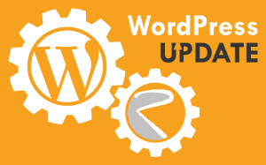 Wordpress Update Header Rudtek